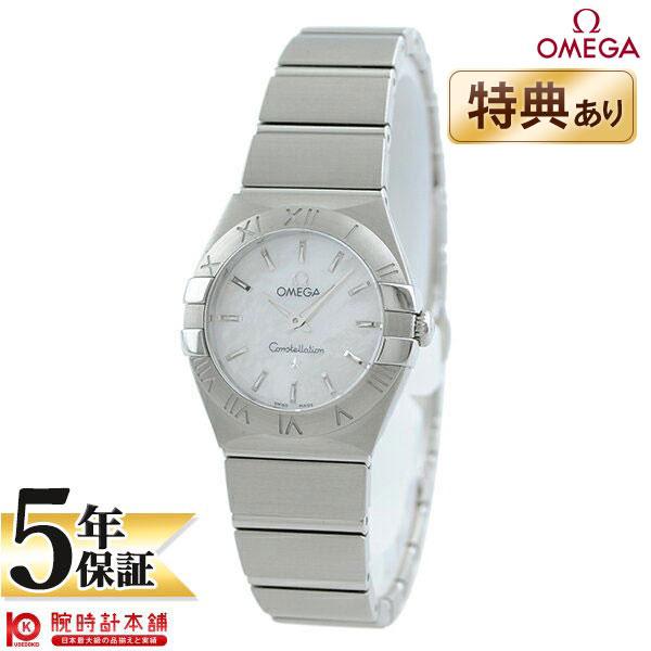 【ショッピングローン24回金利0%】オメガ コンステレーション OMEGA 123.10.24.60.05.001 [海外輸入品] レディース 腕時計 時計