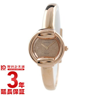 Gucci by GUCCI 1400 series ya014515lpg-pnik ladies watch watches
