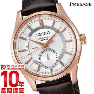 SEIKO pre-saju SARW004 men watch upgrading line mechanical self-winding watch (with the rolling by hand) SEIKO PRESAGE #105699