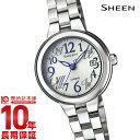 カシオ シーン SHEEN ソーラー SHE-4506SBD-7AJF [正規品] レディース 腕時計 時計(予約受付中)