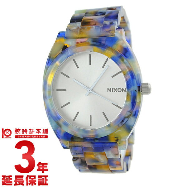 【最安値挑戦中】ニクソン 腕時計 NIXON タイムテラー アセテート A3271116 ユニセックス腕時計 時計