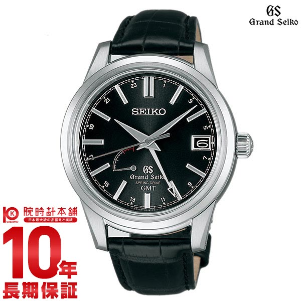 【ポイント10倍】【36回金利0%】セイコー グランドセイコー GRANDSEIKO 9Rスプリングドライブ 100m防水 機械式(自動巻き) SBGE027 [正規品] メンズ 腕時計 時計