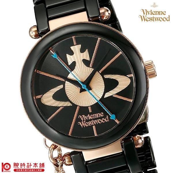 【最安値挑戦中】ヴィヴィアンウエストウッド 腕時計 VivienneWestwood VV067RSBK [海外輸入品] レディース 腕時計 時計【あす楽】