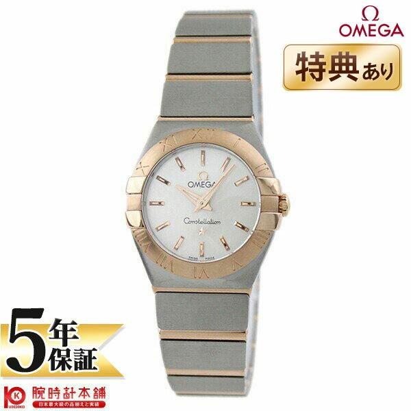 【ショッピングローン24回金利0%】オメガ コンステレーション OMEGA 123.20.24.60.02.001 [海外輸入品] レディース 腕時計 時計【あす楽】