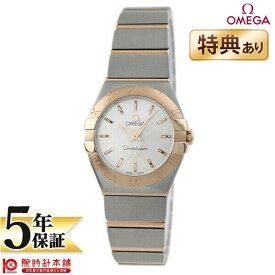 楽】【ショッピングローン24回金利0%】オメガ コンステレーション OMEGA 123.20.24.60.02.001 [海外輸入品] レディース 腕時計 時計