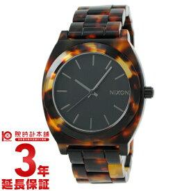 【店内最大ポイント37倍!30日限定】 ニクソン NIXON タイムテラー アセテート A327646 [海外輸入品] メンズ&レディース 腕時計 時計