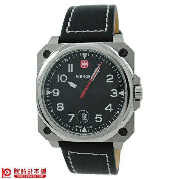 【最安値挑戦中】ウェンガー WENGER エアログラフコクピット 72425 [海外輸入品] メンズ 腕時計 時計【あす楽】