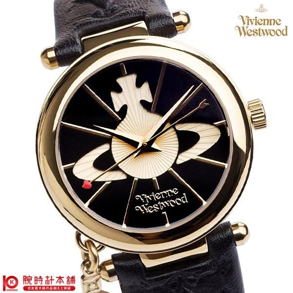 ヴィヴィアン 時計 ヴィヴィアンウエストウッド オーブ VV006BKGD [海外輸入品] レディース 腕時計 時計
