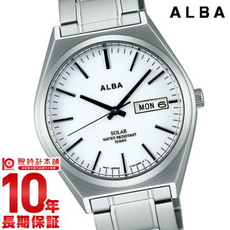 SEIKO Aruba ALBA solar 100m waterproofing AEFD535 [domestic regular article] men watch clock
