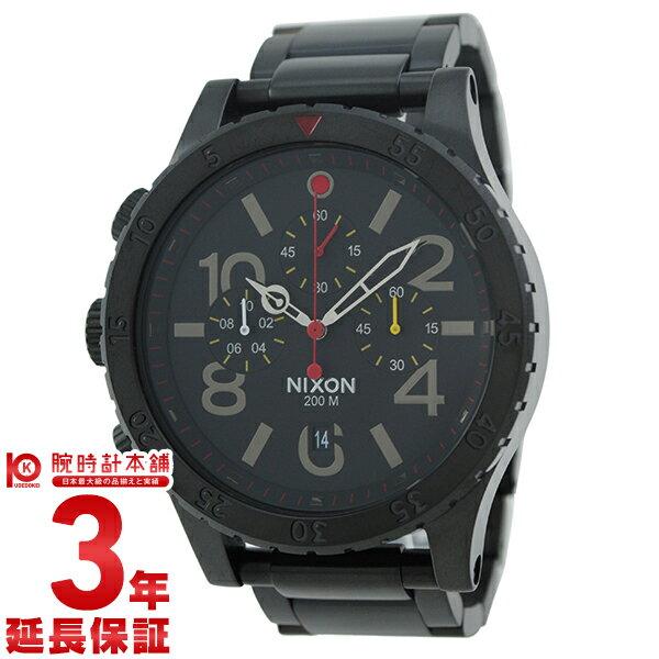 【真夏の秋冬在庫一掃セール中!】NIXON [海外輸入品] ニクソン 腕時計 THE48-20 A4861320 メンズ 腕時計 時計【あす楽】