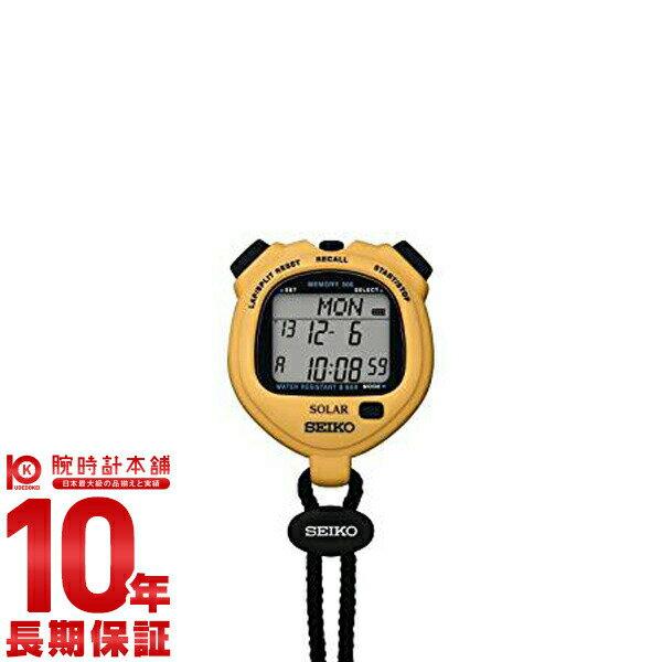 ストップウォッチ ソーラー SVAJ003 [正規品] メンズ&レディース 時計関連商品 時計【あす楽】