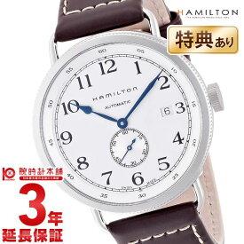 【15日は店内最大42倍】 【ショッピングローン24回金利0%】ハミルトン カーキ 腕時計 HAMILTON ネイビーパイオニア H78465553 [海外輸入品] メンズ 時計