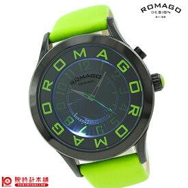 ロマゴデザイン ROMAGODESIGN アトラクションシリーズ RM015-0162ST-LUGR [正規品] メンズ&レディース 腕時計 時計