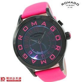 ロマゴデザイン ROMAGODESIGN アトラクションシリーズ RM015-0162ST-LUPK [正規品] メンズ&レディース 腕時計 時計