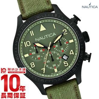 노티카 NAUTICA BFD105 크로노그래프 A18684G 맨즈 손목시계 시계