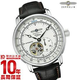 【店内最大ポイント49倍!26日まで!】 【24回金利0%】ツェッペリン ZEPPELIN ツェッペリン100周年記念モデル 76621 [正規品] メンズ 腕時計 時計