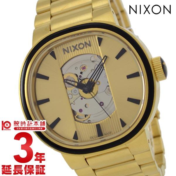 【ポイント最大18倍!19日9:59まで】【24回金利0%】【最安値挑戦中】ニクソン 腕時計 NIXON キャピタル オートマチック A089510 [海外輸入品] メンズ 腕時計 時計