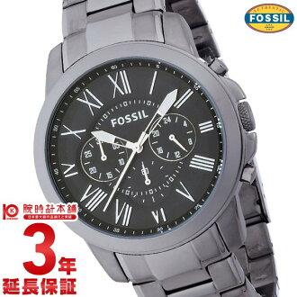 フォッシル FOSSIL 그랜트 GRANT FS4831 남성 시계 시계 # 110607