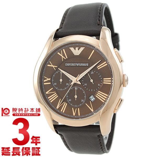 エンポリオアルマーニ EMPORIOARMANI バレンテクロノグラフコレクション クロノグラフ AR1701 [海外輸入品] メンズ 腕時計 時計【あす楽】