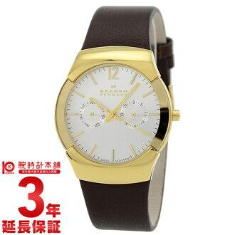 斯盖恩 563xlgld 斯卡恩男装手表手表 #111365