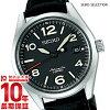 精工机械机械精工 SARG011 男式手表黑色 #111555