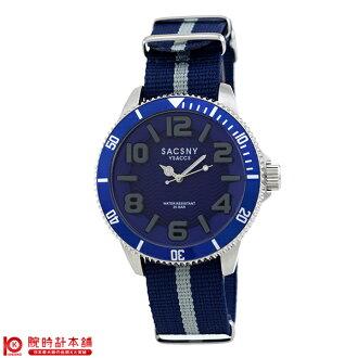 Sakusneaysack SACCSNYY'SACCS SYA-15105-BLGY men's watch watches