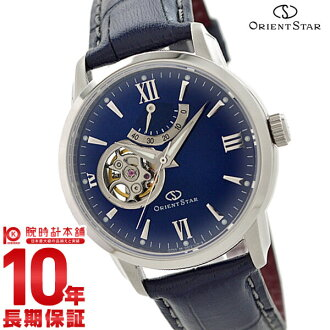 Orient star ORIENT Orient star semi skeleton WZ0231DA mens watch watches