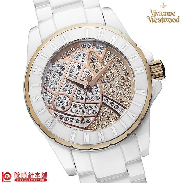 【最安値挑戦中】ヴィヴィアンウエストウッド 腕時計 VivienneWestwood VV088SRSWH [海外輸入品] レディース 腕時計 時計【あす楽】