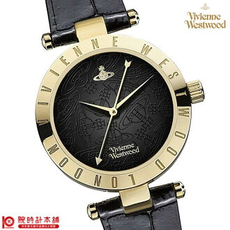 Vivien waist Wood VivienneWestwood VV092BKBK Lady's watch clock