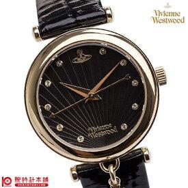 【本日は店内ポイント最大44倍!】【最安値挑戦中】ヴィヴィアン 時計 ヴィヴィアンウエストウッド 腕時計 VV108BKBK [海外輸入品] レディース 腕時計 時計