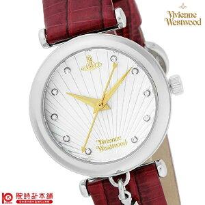 【店内最大ポイント53倍!30日まで!】 【最安値挑戦中】ヴィヴィアン 時計 ヴィヴィアンウエストウッド 腕時計 VV108WHRD [海外輸入品] レディース 腕時計 時計【あす楽】