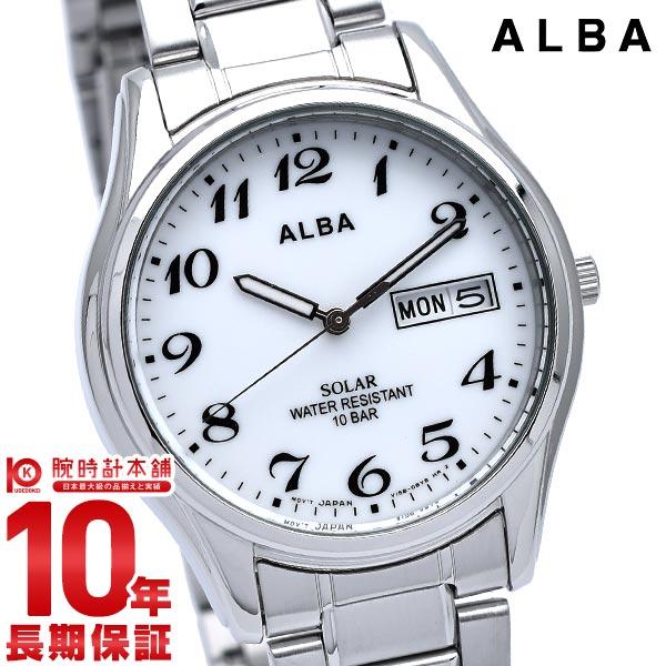セイコー アルバ ALBA ソーラー 100m防水 AEFD539 [正規品] メンズ 腕時計 時計【あす楽】