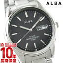 【店内最大ポイント35倍!】 セイコー アルバ ALBA ソーラー 10気圧防水 AEFD540 [正規品] メンズ 腕時計 時計【あす…