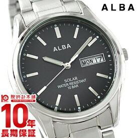 セイコー アルバ ALBA ソーラー 10気圧防水 AEFD540 [正規品] メンズ 腕時計 時計