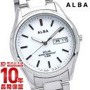 セイコー アルバ ALBA ソーラー 100m防水 AEFD541 [正規品] メンズ 腕時計 時計【あす楽】
