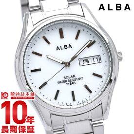 【18日限定!店内最大ポイント40倍!】 セイコー アルバ ALBA ソーラー 10気圧防水 AEFD541 [正規品] メンズ 腕時計 時計【あす楽】