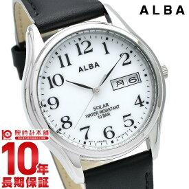 【15日は店内最大ポイント36倍!】 セイコー アルバ ALBA ソーラー 10気圧防水 AEFD543 [正規品] メンズ 腕時計 時計
