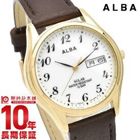 【15日は店内最大ポイント36倍!】 セイコー アルバ ALBA ソーラー 10気圧防水 AEFD544 [正規品] メンズ 腕時計 時計【あす楽】