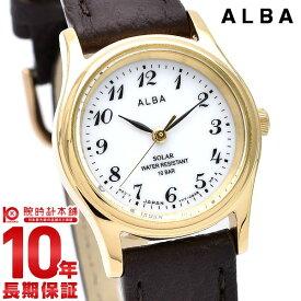 【店内最大ポイント36倍!26日限定】 セイコー アルバ ALBA ソーラー 10気圧防水 AEGD544 [正規品] レディース 腕時計 時計【あす楽】