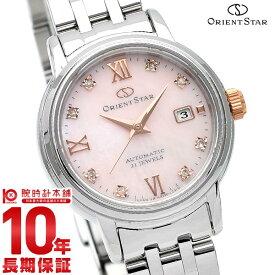 オリエントスター ORIENT ORIENT STAR オリエントスター レディース 白蝶貝(ピンク) WZ0431NR [正規品] レディース 腕時計 時計【あす楽】