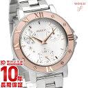 セイコー ワイアードエフ WIREDf トーキョーガールミックス クロノグラフ AGET402 [正規品] レディース 腕時計 時計