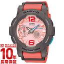 【先着5000枚限定200円割引クーポン】カシオ ベビーG BABY-G Gライド BGA-180-4B2JF [正規品] レディース 腕時計 時計…