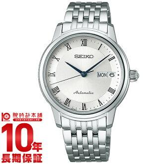 세이코프레자쥬 PRESAGE 100 m방수 기계식(자동감김/손으로 말기) SRRY013 [국내 정규품]레이디스 손목시계 시계
