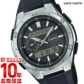 Casio wave Scepter WAVECEPTOR solar electric wave WVA-M650-1AJF [regular article] men watch clock (of a reservation receptionist)