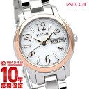 【ポイント10倍】シチズン ウィッカ wicca ソーラー KH3-436-11 [国内正規品] レディース 腕時計 時計