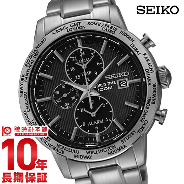 セイコー 逆輸入モデル SEIKO 100m防水 SPL049P1 [正規品] メンズ 腕時計 時計