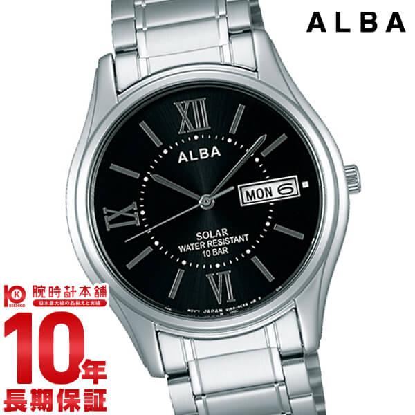 セイコー アルバ ALBA ソーラー 100m防水 AEFD553 [正規品] メンズ 腕時計 時計【あす楽】