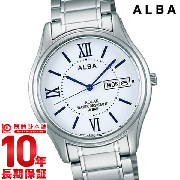 セイコー アルバ ALBA ソーラー 100m防水 AEFD554 [正規品] メンズ 腕時計 時計【あす楽】