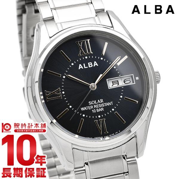セイコー アルバ ALBA ソーラー 100m防水 AEFD555 [正規品] メンズ 腕時計 時計【あす楽】