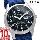 【ポイント5倍】セイコー アルバ ALBA ソーラー 100m防水 AEFD556 [正規品] メンズ 腕時計 時計【あす楽】